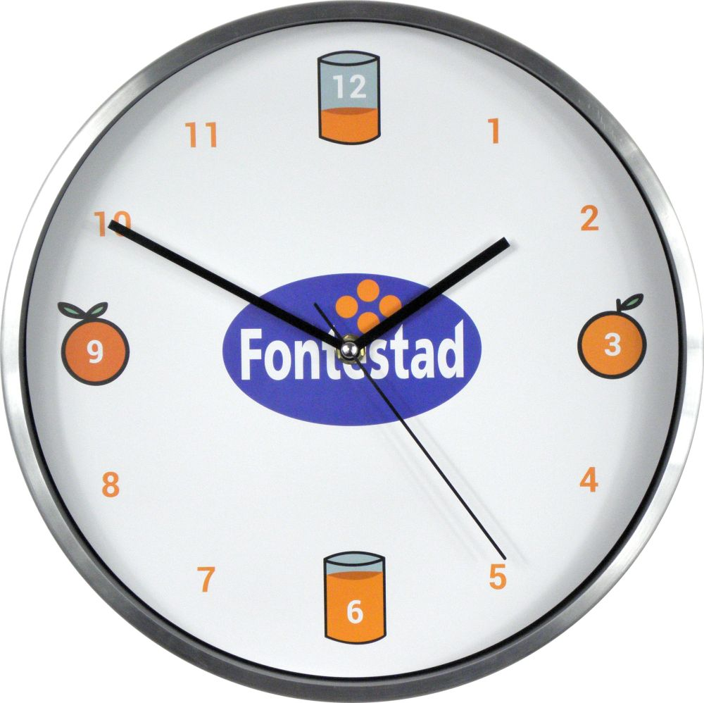 Promotional wall clock 579
